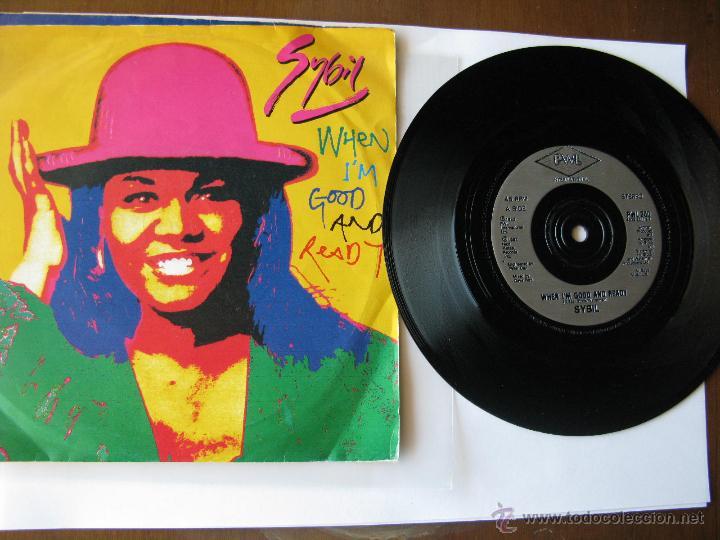 SYBIL. WHEN I'M GOOD AND READY/ WHEN I'M GOOD AND READY(GOOD 'N' BUZZIN' EDIT) 1993. U.K. PWL260 (Música - Discos - Singles Vinilo - Pop - Rock Extranjero de los 90 a la actualidad)
