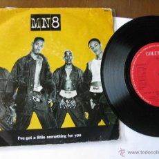 Discos de vinilo: MN8. I'VE GOT A LITTLE SOMETHING FOR YOU EN LAS DOS CARAS U.K. 1994 COLUMBIA 660880-7. Lote 46903726