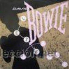 Discos de vinilo: DAVID BOWIE, LET´S DANCE, 12 EA 152, EMI. Lote 46910320