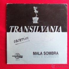 Discos de vinilo: TRANSILVANIA - MALA SOMBRA . Lote 46914631