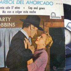 Discos de vinilo: MARTY ROBBINS -EP 1960 -BUEN ESTADO. Lote 46915203