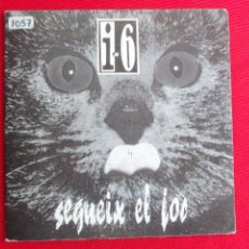 Discos de vinilo: I-6 - SEGUEIX EL JOC . Lote 46915878