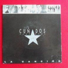Discos de vinilo: CUÑADOS VIOLENTOS - LA CANCIÓN. Lote 46916489