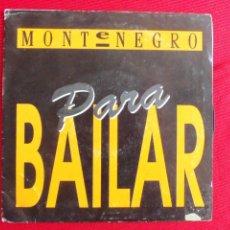 Discos de vinilo: MONTENEGRO - PARA BAILAR . Lote 46916907