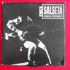 Discos de vinilo: LA SALSETA - DORM AL MEU COSTAT. Lote 46917278