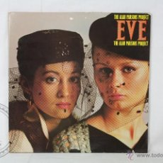 Discos de vinilo: DISCO LP VINILO - THE ALAN PARSON PROJECT. EVE - ARISTA RECORDS - ESPAÑA 1979. Lote 46917586