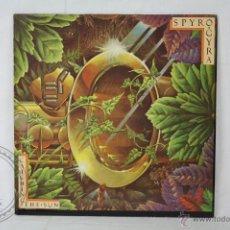 Discos de vinilo: DISCO LP VINILO - SPYRO GYRA. CATCHING THE SUN - MCA RECORDS - ESPAÑA 1984. Lote 46917856