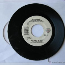 Discos de vinilo: ROD STEWART. RHYTHM OF MY HEART/MOMENT OF GLORY. 1991. U.S.A. SINGLE. WB RECORDS 7-19366. Lote 46922123