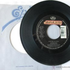 Discos de vinilo: SCORPIONS. SEND ME AN ANGEL/WIND OF CHANGE. 1991. SINGLE. U.S.A. MERCURY 866 236-7. Lote 118047239