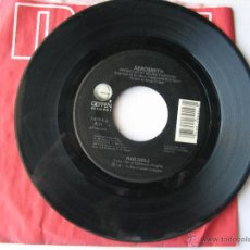 Discos de vinilo: AEROSMITH. RAG DOLL/ST. JOHN. 1987 SINGLE U.S.A. GEFFEN RECORDS 7-27915. Lote 46923442