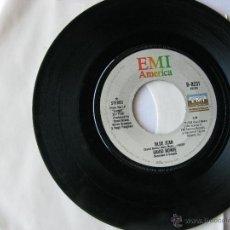 Discos de vinilo: DAVID BOWIE. BLUE JEAN/DANCING WITH THE BIG BOYS. 1984. RECORDED IN CANADA. EMI AMERICA 8231 X501618. Lote 46923502