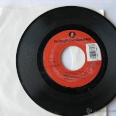 Discos de vinilo: ROLLING STONES. SEXDRIVE/UNDERCOVER OF THE NIGHT. 1991 SINGLE U.S.A. SONY MUSIC ZSS 73789. Lote 46923642
