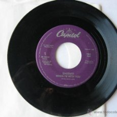 Discos de vinilo: SHERIFF. WHEN I'M WITH YOU/GIVE ME ROCK 'N' ROLL. 1982 SINGLE U.S.A. CAPITOL RECORDS B-44302. Lote 46923704