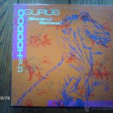 Discos de vinilo: HOODOO GURUS - STONEAGE ROMEOS - PROMOCIONAL USA . Lote 46924287