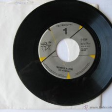Discos de vinilo: VAINILLA ICE. ICE ICE BABY/PLAY THAT FUNKY MUSIC. 1990 SINGLE U.S.A. SBK RECORDS LS-57394. Lote 46924347