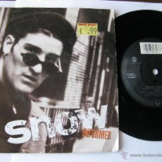 Discos de vinilo: SNOW. INFORMER(ALBUM MIX)/INFORMER(RADIO EDIT). 1992 SINGLE WEA INTERNATIONAL INC. 7567-98436-7. Lote 46924815