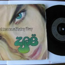 Discos de vinilo: ZOE. SUNSHINE ON A RAINY DAY/SUNSHINE ON A RAINY DAY(ACCAPELLA MIX). 1990 WAU! MAGS 6. Lote 46924874