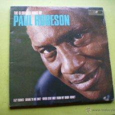 Discos de vinilo: PAUL ROBESON - THE GLORIOUS VOICE OF... - EDICION U.K. - MFP / EMI PEPETO. Lote 46925832