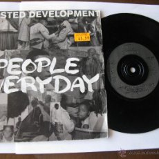 Discos de vinilo: ARRESTED DEVELOPMENT. PEOPLE EVERIDAY(METAMORPHOSIS RADIO EDIT/RADIO VERSION)1992 COOLTEMPO COOL 286. Lote 46927070
