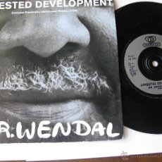 Discos de vinilo: ARRESTED DEVELOPMENT. MR. WENDAL(EDIT)/REVOLUTION. 1992 SINGLE COOLTEMPO COOL 268. Lote 46927159