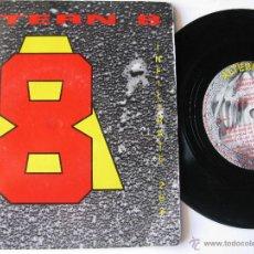 Discos de vinilo: ALTERN 8. EVAPOR 8/ INFILTRATE 202. 1992 SINGLE U.K. NETWORK RECORDS. NWK 38. Lote 49429505
