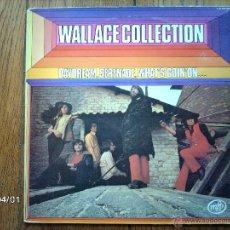Discos de vinilo: WALLACE COLLECTION - DAYDREAM , SERENADE, ...... Lote 46929313