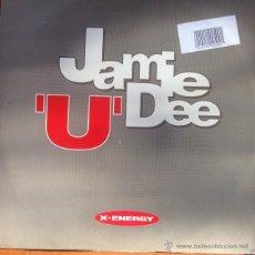Discos de vinilo: JAMIE DEE - U . MAXI SINGLE . 1996 X-ENERGY RECORDS ITALY - X-12211 . Lote 46935891