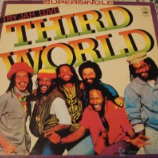 Dischi in vinile: THIRD WORLD - TRY JAH LOVE . Lote 46938638
