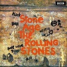 Discos de vinilo: THE ROLLING STONES - STONE AGE. Lote 46946835