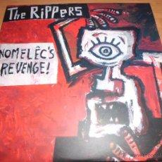 Discos de vinilo: THE RIPPERS -MOMELEC´S REVENGE PUNK ROCK ON MUSIC 2006 EXCELENTE ESTADO DIFICIL. Lote 46949360