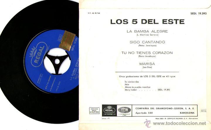 Discos de vinilo: REVERSO. - Foto 2 - 46952521