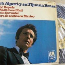 Discos de vinilo: HERB ALPERT Y SU TIJUANA BRASS -EP 1967 . Lote 46957030