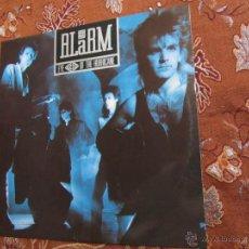 Discos de vinilo - LP DE VINILO DE THE ALARM-. TITULO EYE OF THE HURRICANE- ORIGINAL DEL 87- NACIONAL -10 TEMAS- NUEVO - 46959527