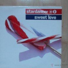 Discos de vinilo: STARDANCER SWEET LOVE 2003. Lote 46959646