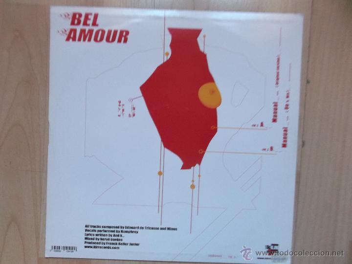 Discos de vinilo: BEL AMOUR - MANUAL - - Foto 2 - 46959910