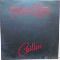 Discos de vinilo: MODJO - CHILLIN 2001. Lote 46960087