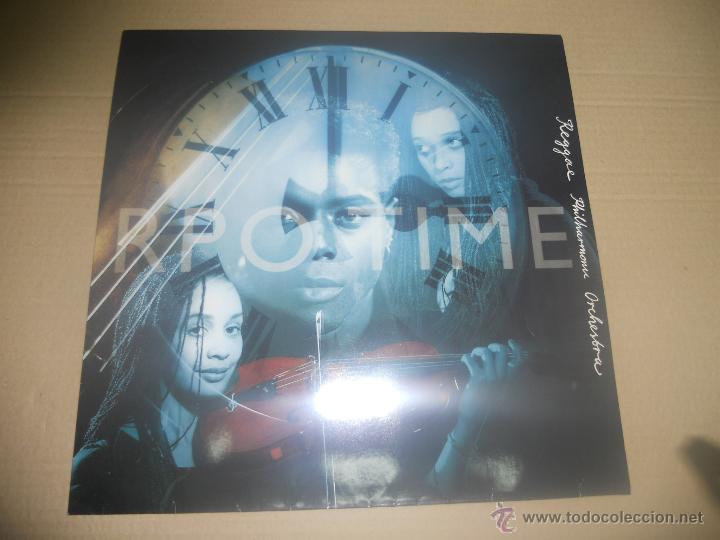 THE REGGAE PHILHARMONIC ORCHESTRA (LP) RPO TIME AÑO 1990 - (REGGAE) (Música - Discos - LP Vinilo - Reggae - Ska)