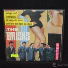Discos de vinilo: THE BRISKS - TEMBLORCITO +3 -EP. Lote 46966409