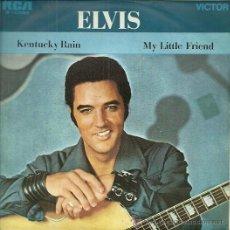 Discos de vinilo: ELVIS PRESLEY SINGLE SELLO RCA VICTOR AÑO 1970 EDITADO EN ESPAÑA. Lote 46968130