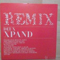 Discos de vinilo: DEUX XPAND REMIX PETER GELDERBLOM ROBBIE RIVERA 2006. Lote 46971891