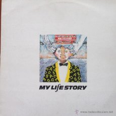 Discos de vinilo: MY LIFE STORY - GIRL A, GIRL B, BOY C . MAXI SINGLE . 1983 MOTHER TONGUE (UK) - MOTHER 2T. Lote 46972537