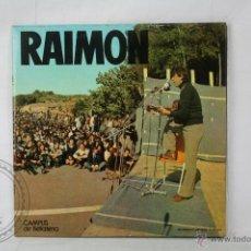 Discos de vinilo: DISCO LP VINILO - RAIMON. CAMPUS DE BELLATERRA - MOVIE PLAY RECORDS - ESPAÑA 1974. Lote 46973542