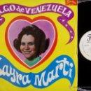 Discos de vinilo: MAYRA MARTI. ALGO DE VENEZUELA. LP FONODISCO LPF-522. VENEZUELA 1973. ALGO. CAMPANITAS. FUEGO LENTO.. Lote 46975287