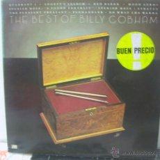 Discos de vinilo: BILLY COBHAM - THE BEST OF... - EDICION ESPAÑOLA - WEA 1985. Lote 46978834