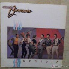 Discos de vinilo: OBJETIVO BIRMANIA DESIDIA TONGO 1984. Lote 46984972