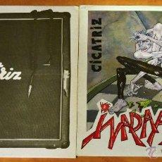 Discos de vinilo: LOTE DE 2 LPS - CICATRIZ. Lote 46986572