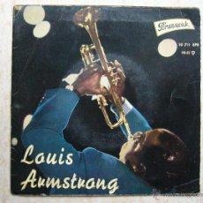 Discos de vinilo: LOUIS ARMSTRONG. Lote 47002797