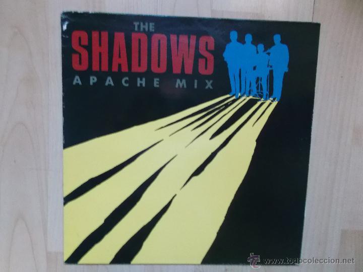 THE SHADOWS APACHE 1991 (Música - Discos de Vinilo - Maxi Singles - Pop - Rock Internacional de los 50 y 60)
