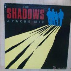 Discos de vinilo: THE SHADOWS APACHE 1991. Lote 47010701