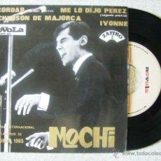 Discos de vinilo: MOCHI.RECORDAR + 3. Lote 47011850